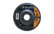 Disco Flap PFF 115 Z40 Plástico D   Suryha