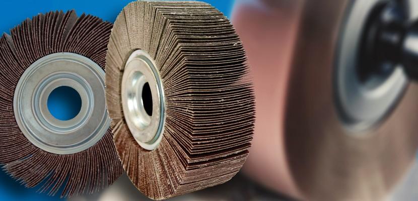Rodas PG | Flexibilidade e alto desempenho no polimento de superfícies