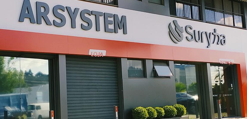 Grupo Arsystem comemora 22 Anos de Sucesso