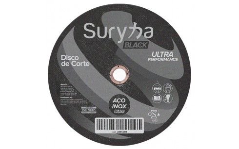 Disco de Corte Black 300 X 3.2 X 25.4 | Suryha