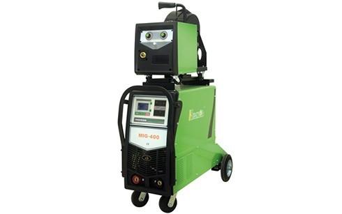Máquina de Solda Digital MIG 400 | Trifásica | 380V