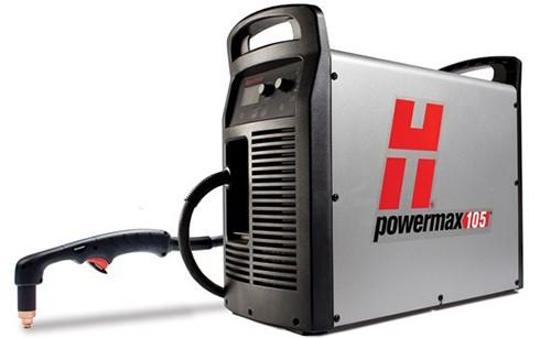 Máquina de Corte Plasma Hypertherm PMX105 200-600V Trifásica com Tocha