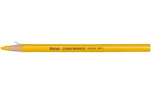Lápis Gravador Amarelo | Markal