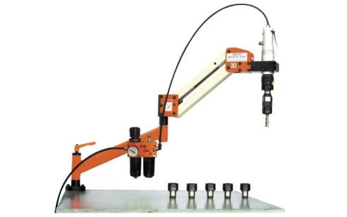 Rosqueador c/Braço Capacid. M3 A M27 Kit