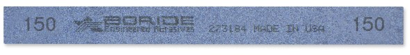 "Pedra Abrasiva T2 | 1/8x1/2x6"" | #150"