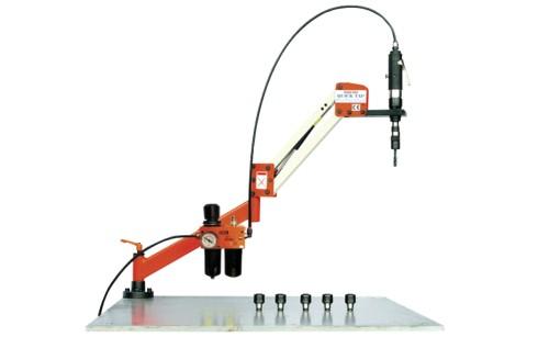 Rosqueador c/Braço Capacid. M3 A M12 Kit