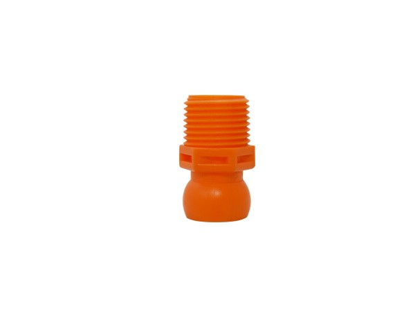 Conector Rosca 3/8 para Flexível de 1/2