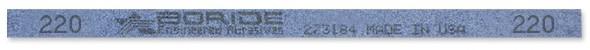 "Pedra Abrasiva T2 | 1/8x1/4x6"" | #220"