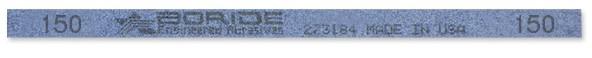 "Pedra Abrasiva T2 | 1/8x1/4x6"" | #150"