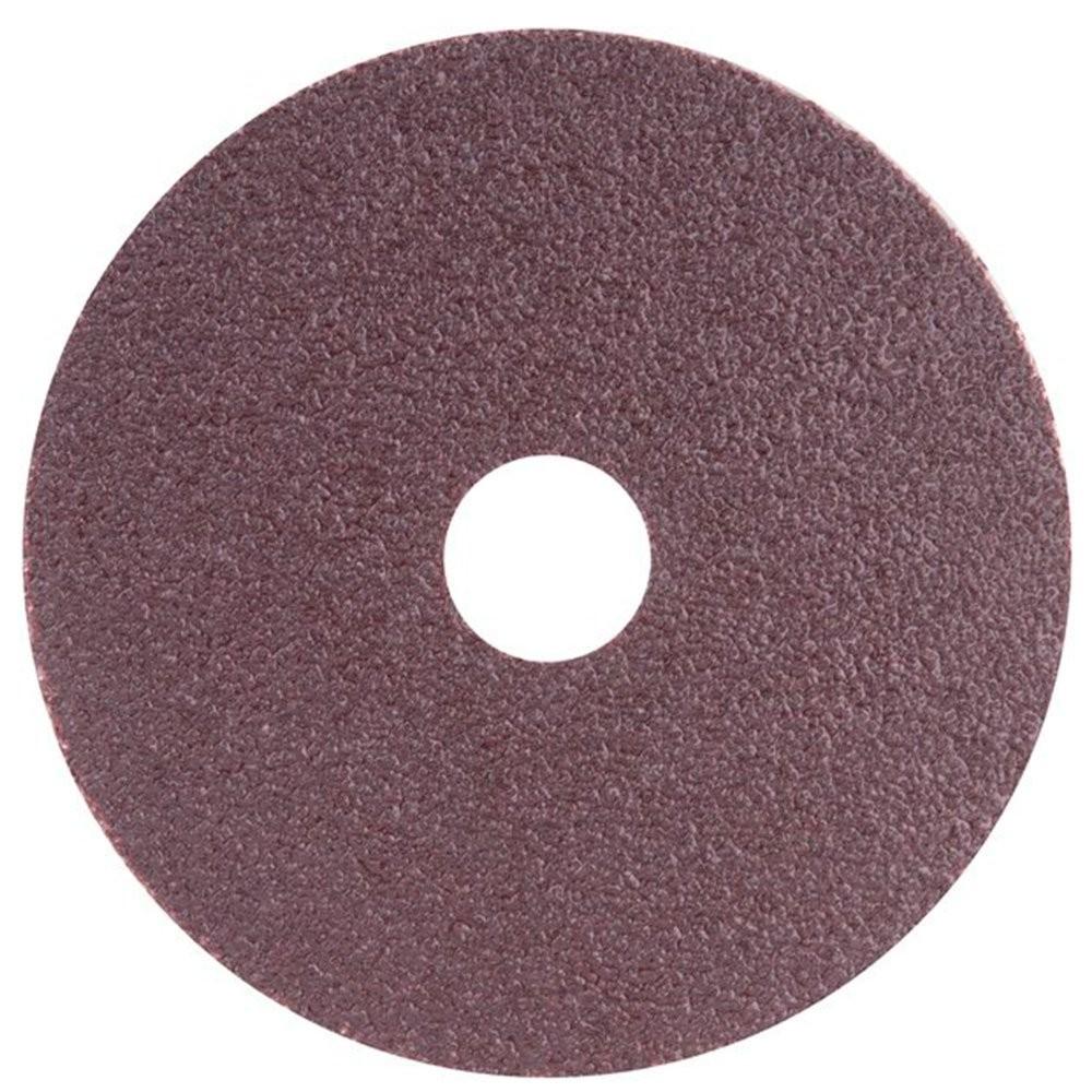 Disco de Lixa Óxido de Alumínio 115mm grão 24