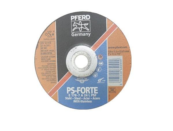 Disco E178-7 A 24 L PSF PFERD