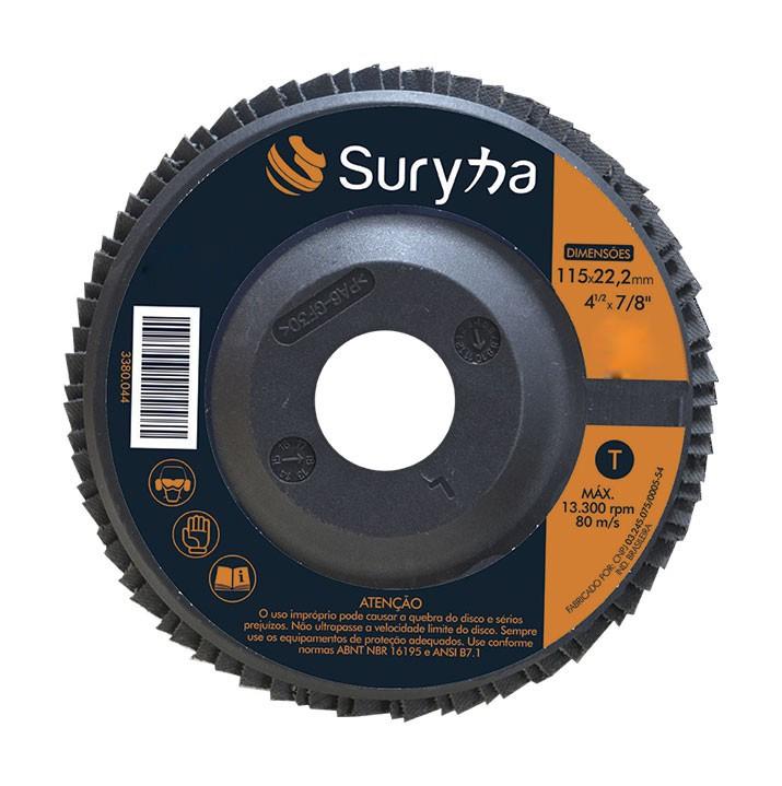 Disco Flap PFF 115 Z40 D+ | Suryha