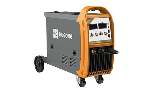 Máquina de Solda MIG 250K | Trifásica 380V | Hugong