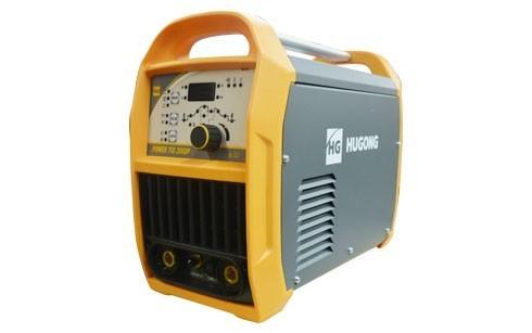 Máquina de Solda TIG 200DP Pulsada | Monofásica | Hugong