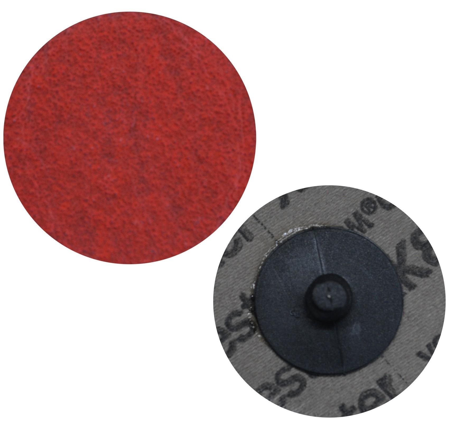 Mini Disco 75 mm Grão 120 Cerâmico
