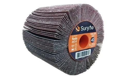 Rodas FR-W 100 x 100 A 80 M14 | Suryha