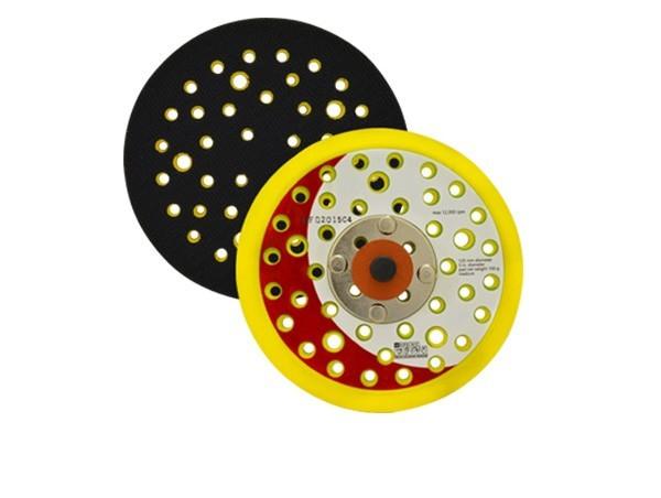 """Suporte Velcro 5"""" com Furo 15mm"""