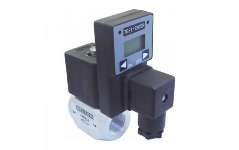 """Válvula Purgador Eletrônico Digital G1/2"""" 220V  Belton"""
